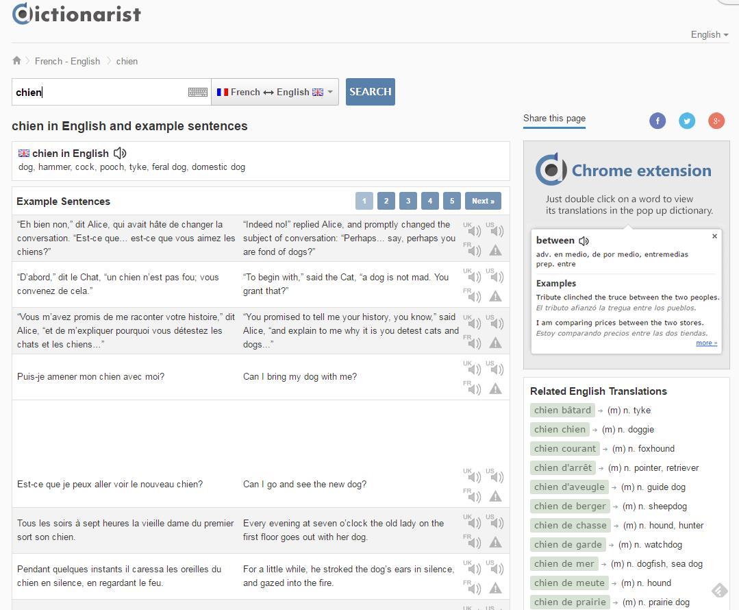 Dictionnaire Néerlandais En Ligne
