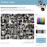 Rechercher d'images par couleurs et par mots-clés