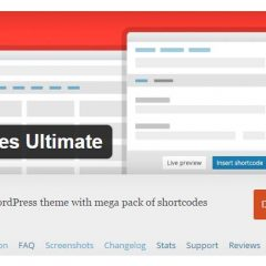 Le plein de shortcodes pour WordPress