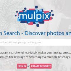 Un moteur de recherche puissant pour Instagram
