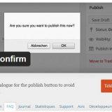 Comment ne pas publier un article par erreur avec WordPress