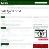Déterminer les technologies utilisées sur un site Web