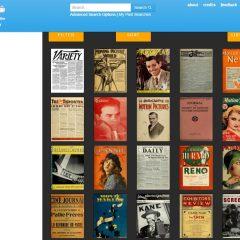 Accès à des millions d'anciens magazines sur le cinéma