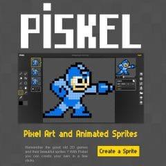 Pixel art et sprites animés