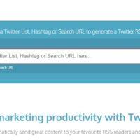 twitter-rss-feed-generator