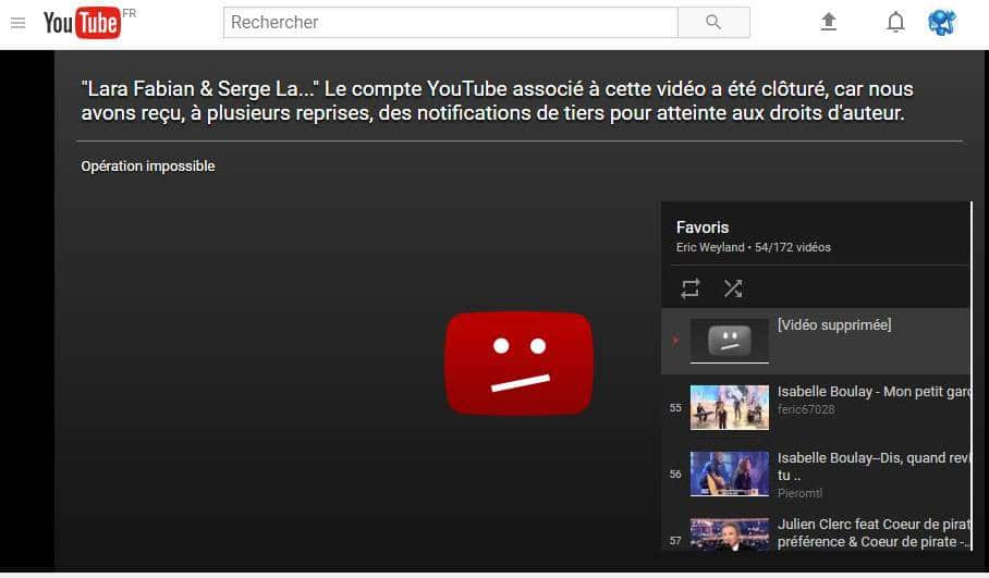 video-supprimee-youtube