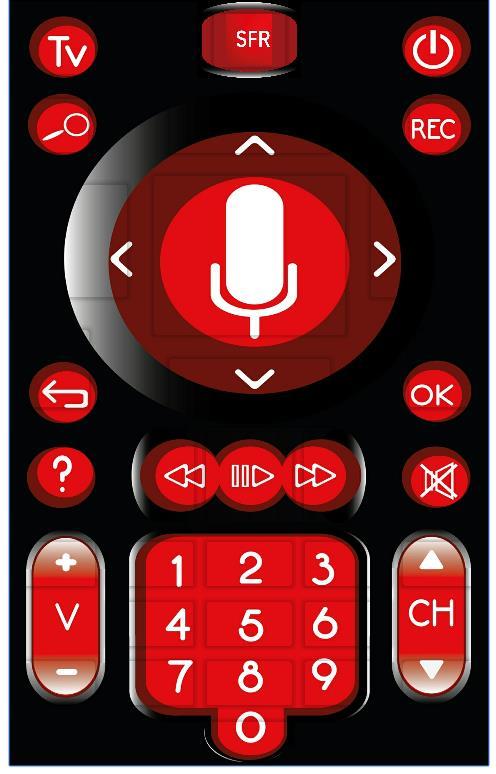 clavier-telecommande-vocale-box-internet
