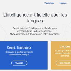 DeepL, le traducteur en ligne qui surpasse Google Traduction