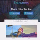 Fotoramio, l'application pour pratiquer la retouche photo en ligne