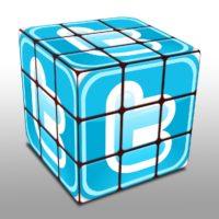 twitter-cube