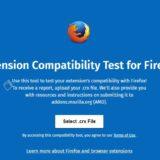 Vérifier la compatibilité des extensions Chrome avec Firefox