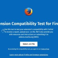 extension-compatibility-test-firefox