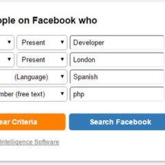 Un outil pour explorer Facebook en profondeur