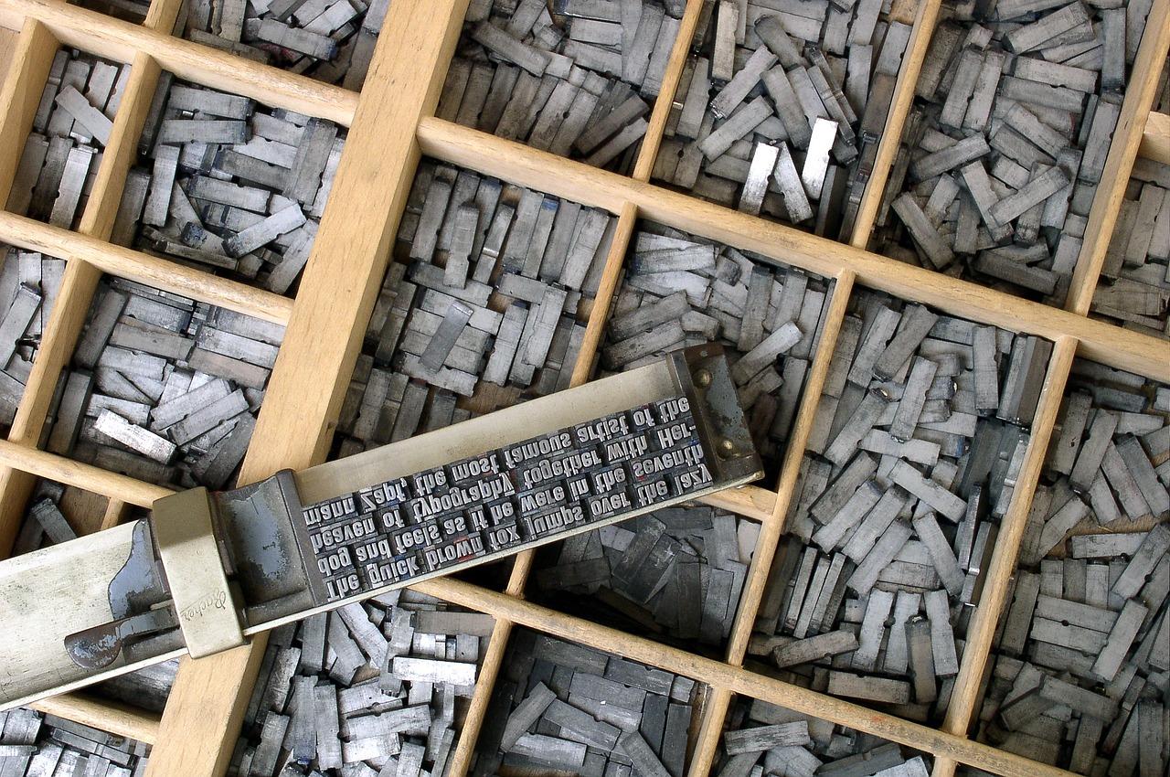 Comment créer une police de caractères