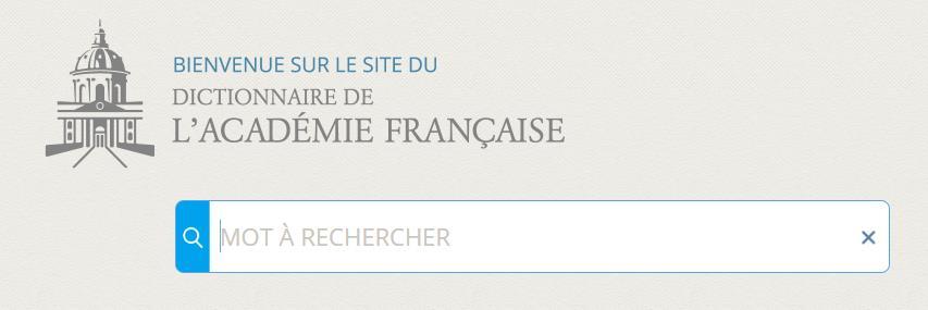dictionnaire-academie-francaise
