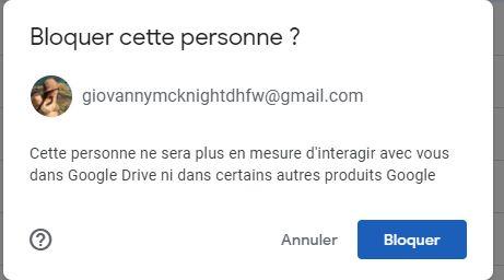 bloquer-google-drive